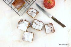 Appel kaneel cake - Mind Your Feed. Gebruik glutenvrije producten.