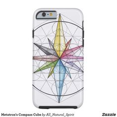 Find your Destiny with this Metatron Compass Cube iPhone case! Make It Yours @ https://www.zazzle.com/z/o77k4?rf=238562247198752459 #Fashion #Style #iPhone  #Art #colourpencilart #Metatron #Compass #Zazzle #AllNaturalSpirit Visit our blog @ allnaturalspirit.wordpress.com