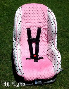 Fitted Car Seat Cover