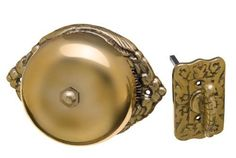 Victorian Syle Mechanical Twist Door Bell Antique Reproduction Ornate Solid Brass Doorbell, http://smile.amazon.com/dp/B003U04Y9A/ref=cm_sw_r_pi_awdm_rtnvvb09FTBDF