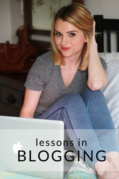 Poor Little It Girl - Lessons in Blogging