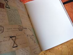 Barbara Sher's Daybook - inside