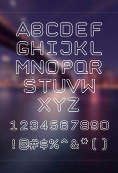 Taurus Mono free font characters #freefonts #fontsfordesigners #bestfonts2014 #fonts2014