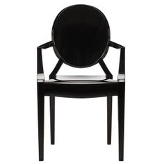 Like a video game - Louis Ghost by Philippe Starck || #kartell ...