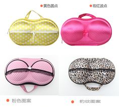 The Boubey bra protective travel case is a unique and effective travel accessory that provides adequate protection for your delicate brassieres. Shop now! #boubey #travelcase #bracase #fashion #ladies