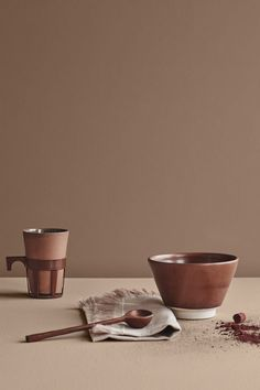 The New Nordic trend brings bold earthy colours, natural materials and tactile textures into minimalist Scandinavian interiors. Minimalist Scandinavian, Scandinavian Interior Design, Jotun Lady, Earthy Color Palette, Earthy Colours, New Nordic, Paint Brands, Co Working, Colour Schemes