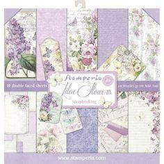 Carta Bella Oh Happy Day Primavera 15,2 cm x 15,2 cm