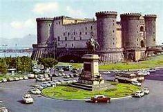 Piazza Municipio Many Years Ago...
