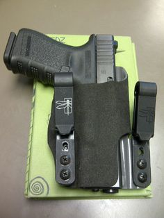 Glock 23 in a G-Code INCOG. I hear good things about this holster so I'm going to give it a run, plus it fits in the Chest Rig. Handgun, Firearms, Tactical Life, Kydex Holster, Chest Rig, Tactical Equipment, Guns And Ammo, Concealed Carry, Pistols