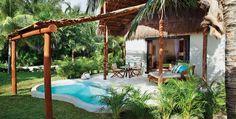 9 para�sos perdidos en M�xico: Playa Xcalacoco, Quintana Roo   M�xico Desconocido