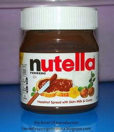 Why my family is CRAZY for Nutella