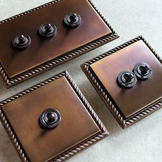 10A Toggle Dolly Light Switch 1 2 3 4 Gang Victorian Period