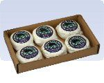 Picture of Assorted Fresh Chevre Cheese