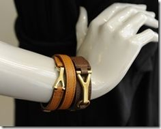 "YSL ""Y"" single and double cuff"