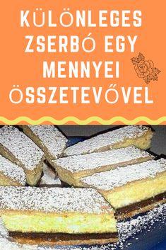 Könnyű elkészíteni! # zserbó