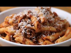 Creamy Sausage Bolognese - YouTube