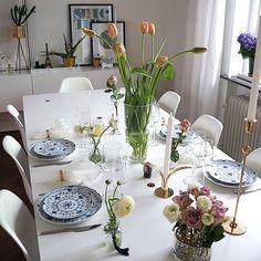 Dukat för middag med mina fina vänner  Älskar fredagar!