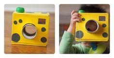 Box camera | Boxing Clever