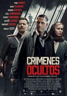 Crímenes ocultos - Alfa Films / 7 de mayo