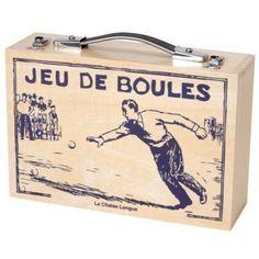 Retro Game 'Jeu de Boules'