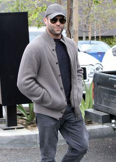 Jason Statham In Malibu