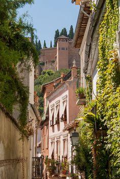 Albaicín - Granada, Spain