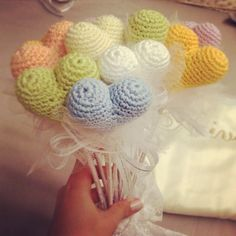 Bouquet de corações!!