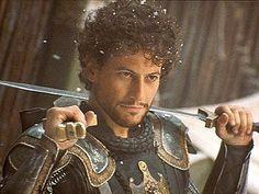 "Ioan Gruffudd as Lancelot - ""King Arthur"""