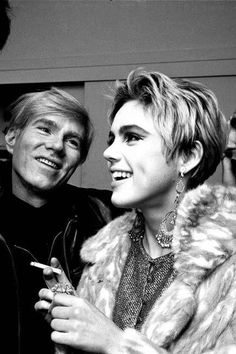 Edie Sedgwick, 1965. The Princess of Andy Warhol's Factory.