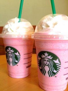 """""""Secret"""" Starbucks Drinks"""
