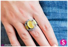 Such a pretty ring, and a bargain at $5!!  Grab yours before they sell out!