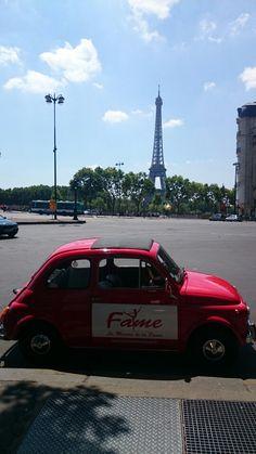 #Paris la surprenant