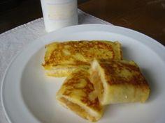 ふわっふわ♪フレンチトーストのアップルパイ☆|レシピブログ