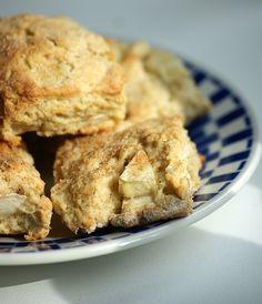 apfel-haferflocken-scones