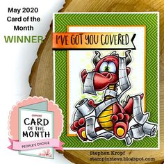@CSMscrapbooker posted to Instagram: CONGRATULATIONS Stephan Kropf our May 2020 Card of the Month WINNER!!!!!!! Gorgeous card!  Thank you to everyone who voted! Over 18K votes were cast and Stephan's card was the last card standing!!!!!   Be sure to join the voting for the June Card of the Month! It's is the People's Choice!   Pop on over to our profile and click on the smart.bio/csmscrapbooker link for a direct link to the voting brackets.  #cardofthemonth #peopleschoice #stephankropf… Kropf, Congratulations, Card Making, It Cast, Scrapbook, Cover, Creative, Cards, June