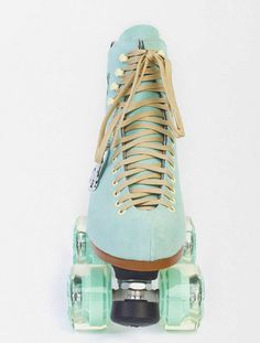 Moxi Lolly Teal Outdoor Roller Skates - Square Cat Skates