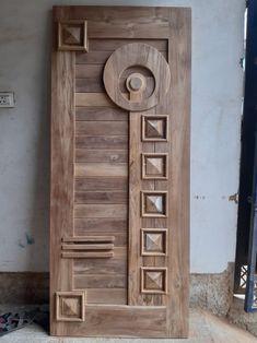 Pooja Room Door Design, Bedroom Door Design, Door Design Interior, Home Room Design, Wooden Front Door Design, Wooden Front Doors, Lcd Wall Design, Tea Table Design, Modern Wooden Doors