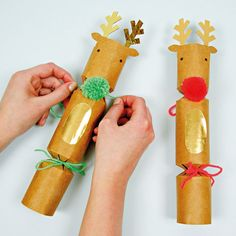 christmas crackers diy christmas i 39 m doing these for my kids parties this year party ideas. Black Bedroom Furniture Sets. Home Design Ideas
