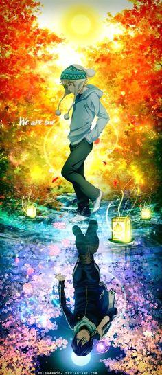 Yukine and Yato Noragami Servamp Anime, Anime Love, Anime Guys, Noragami Bishamon, Noragami Hiyori, Ereri, Haikyuu, Noragami Cosplay, Yatori