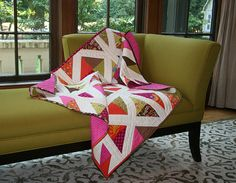 Cat's Game Quilt by Michelle Freedman
