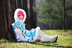 League of Legends Frostfire Annie cosplay
