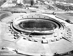 ESTADIO DEPORTIVO DE CIUDAD UNIVERSITARIA, Mexico... - (arquitectures)