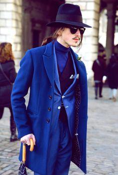 #mens #streetstyle #fashion #LFW #london
