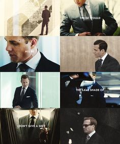 -Messages, color coded by urgency. -Has Donna called back? -She would be red so…no. -Then those would all be the same shade of I don't give a shit. Suits Tv Series, Suits Tv Shows, Usa Tv Shows, Suits Harvey, Harvey Specter Quotes, Suits Usa, Gabriel Macht, Red Band Society, Grey Anatomy Quotes
