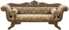 This classical antique lazy chair made of solid Mahogany Wood with handmade carvings.
