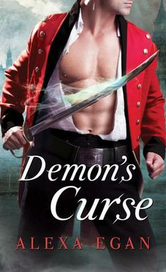 Cover Reveal: Demon's Curse (Imnada Brotherhood #1) by Alexa Egan. Coming 12/26/12