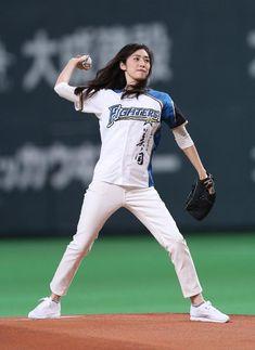 Japanese Girl, Yuri, Character Inspiration, Cinema, Graphic Sweatshirt, Baseball, Female, Sweatshirts, Sports