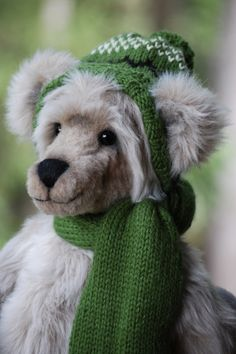 Paddy ... every kid needs a bear!