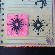 Making stamps (EXO theme: Baekhyun)