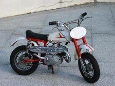 italjet mini bike